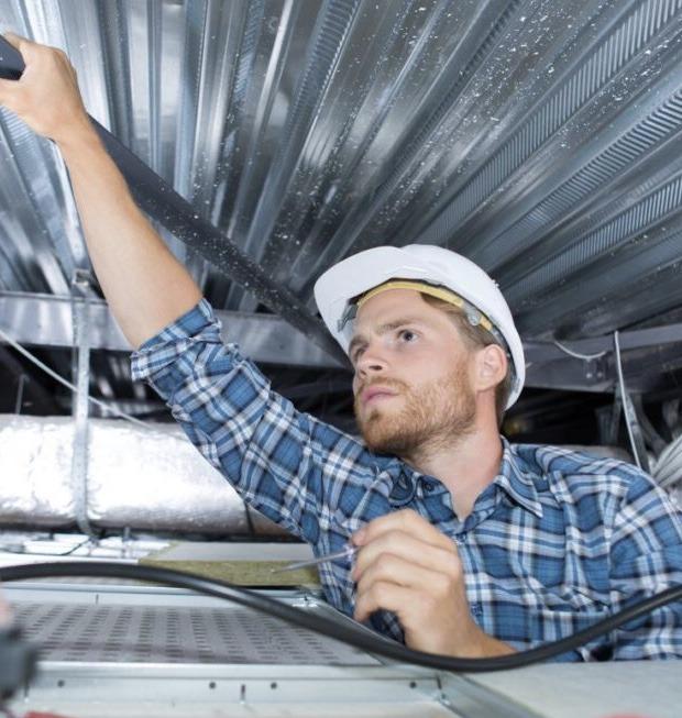 Monter instalacji wentylacyjnych – Niemcy