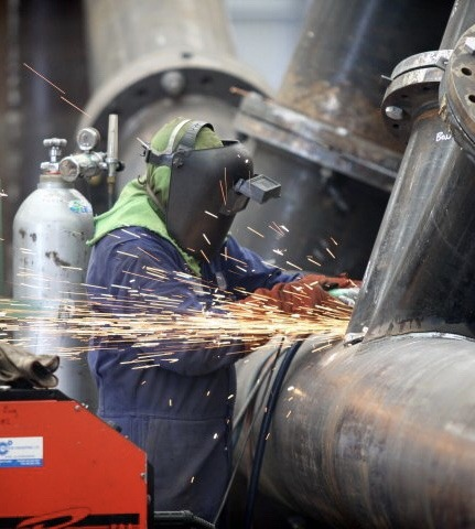 Monter rurociągów przemysłowych w Niemczech